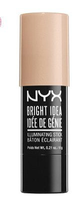 NYX Bright Idea Illuminating Stick ~ Chardonnay Shimmer 05