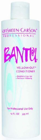 Bantu Yellow-Out Conditioner 12 oz. (Pack of 2)