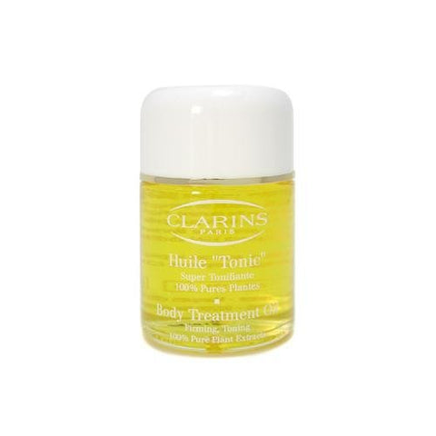 Clarins Body Treatment Oil, Firming, Toning, 3.4-Ounce Box