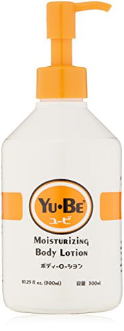 Yu Be Lotion Deeply Hydrating Moisturizer Pump Bottle For Extra Dry Skin   Daily Moisturizing And He