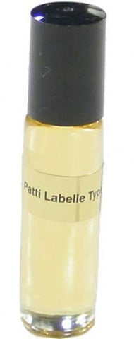 Patti LaBelle (W) Type - 1/3 oz.