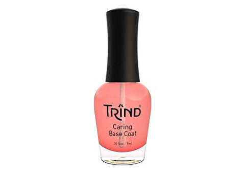 Trind Nail Polish Fast Drying Base Coat, 3 fl.oz