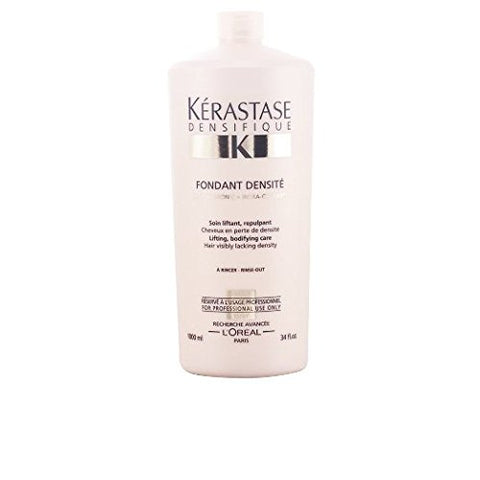 Kerastase Densifique Fondant Densite Lifting Bodifying Care Conditioner, 34 Ounce