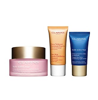 Clarins 'Multi-Active - 24-7 Nonstop' Trio