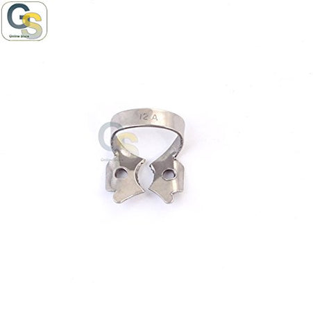 G.S Endodontic Rubber Dam Clamp #12 A