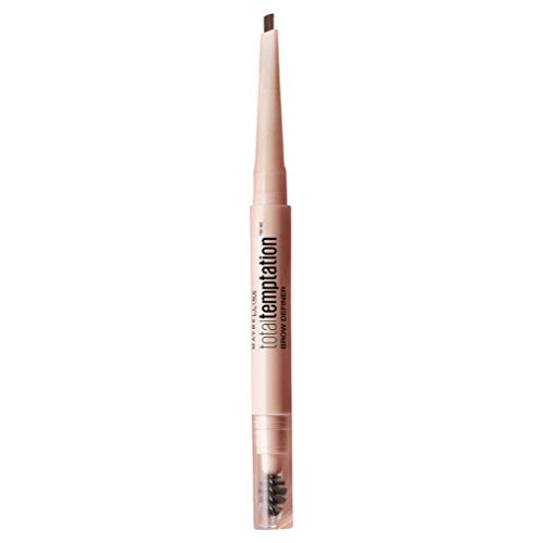 Maybelline Total Temptation Eyebrow Definer Pencil, Blonde, 1 Count