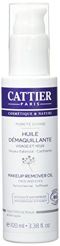 Cattier Puretãƒâ© Divine Makeup Remover Oil 100ml