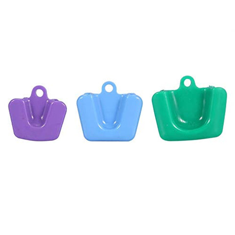 Mouth Bite Cushion - 3PCS/Set Dental Equipments Mouth Opener Bite Cushion Supporting Device