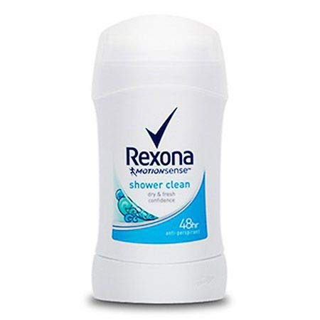 #MG REXONA DRY STICK SHOWER CLEAN 40G -Allowing you to feel fresh, smell fresh for up to 48 hours