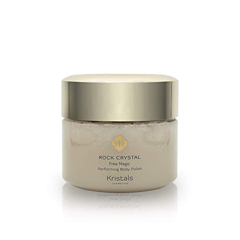 Kristals Cosmetics | Rock Crystal Free Magic Performing Body Polish
