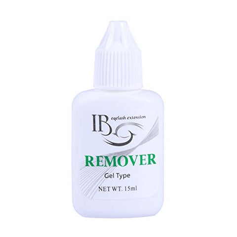 Frcolor 15ml Gel Eyelash Extension Glue Remover Fast Acting Formula Eyelash Extension Adhesive