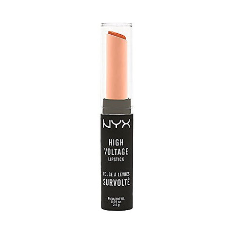 2 x NYX Cosmetics High Voltage Lipstick 2.5g - HVLS15 Tan Gerine