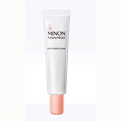 MINON Amino Acid Barrier Eye Cream Firming Anti Aging Anti-wrinkle Hydrating And Moisturizing Remove Dark Circle Pouch, 35g