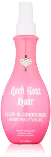Rock Your Hair Leave In Conditioner Weightless Detangler, 7.5 Oz.