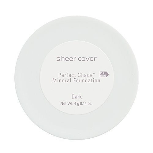 Sheer Cover â?? Flawless Face Kit â?? Perfect Shade Mineral Foundation â?? Conceal & Brighten Highli