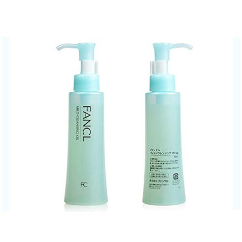 1 PC Fancl Mild Cleansing Oil, Makeup Cleansing Oil, 120ml, Made in Japan