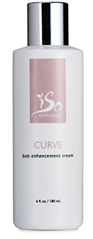 Iso Sensuals Curve Butt Enhancement Cream   1 Bottle (2 Month Supply)