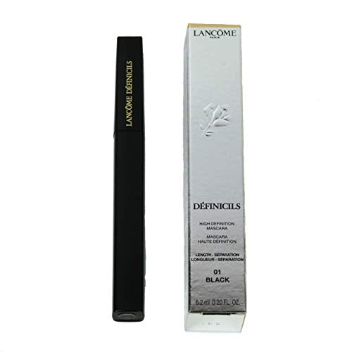 Lancome Definicils 01 Black Mascara (Packaging/Picture May Vary)