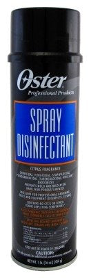 Oster Spray Disinfectant 16 oz (Pack of 3)