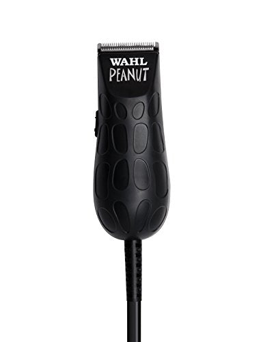 Wahl Professional Peanut Clipper/Trimmer #8655 200, Black   Great On The Go Trimmer For Barbers And