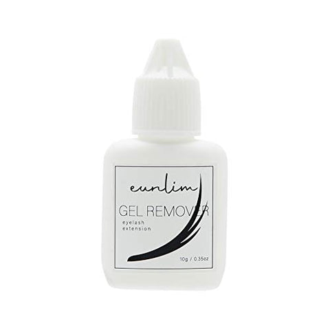 eunlim Gel Remover for Eyelash Extension - Professional Lash Remover for Lash Extensions
