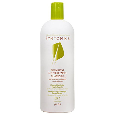 Syntonics Botanical Neutralizing Shampoo (32oz)