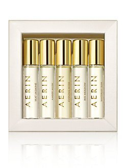 Aerin The Fragrance Collection 5pc Set .07 Oz/2 Ml Eaboxed