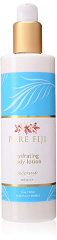 Pure Fiji Hydrating Body Lotion Coconut, 12 Ounce