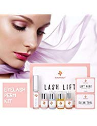 Essy Naturals Eyelash Perm Kit, Professional Quality Lash Lift, Semi Permanent Curling Perming Wave,