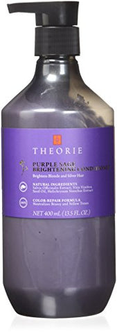 Theorie Purple Sage Brightening Conditioner, 13.5 fl.oz