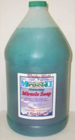 Miracle II Moisturizing Soap - 1 Gallon (128 oz) by Miracle II by Unknown
