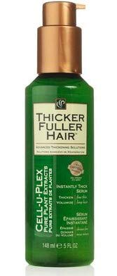 Thicker Fuller Hair Instantly Thick Serum 5oz. Cell-U-Plex