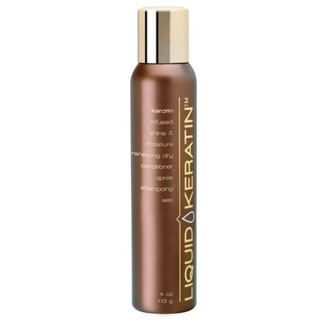 Keratin Infused Shine and Moisture Renewing Dry Conditioner 4 oz