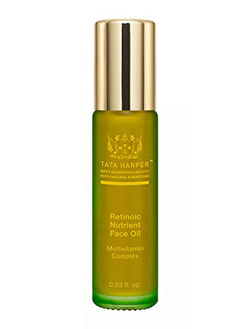 Tata Harper Retinoic Nutrient Face Oil, Hydrating Face Oil, 100% Natural, Made Fresh In Vermont, 10m