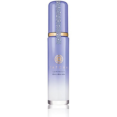 Tatcha Luminous Dewy Skin Mist: Silky Spray Mist Moisturizer To Add Hydrated Glow To All Skin Types