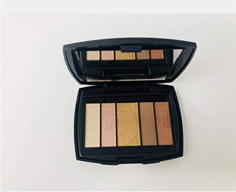 Color Design 5 Eye shadow Palette Summer Chic NEW Without Box.07oz/2g