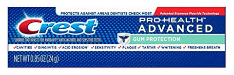 Crest Toothpaste 0.85 Ounce Pro Health Advanced (36 Pieces)