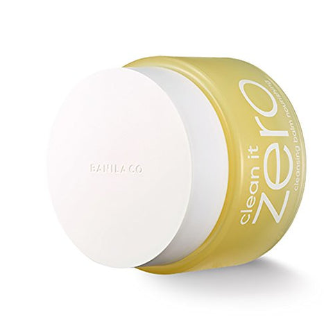 BANILA CO NEW Clean It Zero Nourishing Cleansing Balm 3-in-1 Makeup Remover