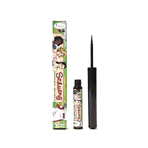 Schwing Liquid Eyeliner, Black, Matte Finish