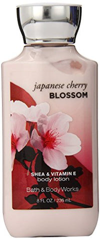 Bath and Body Works Japanese Cherry Blossom Signature Collection Lotion 8 Ounce