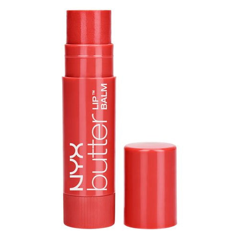 Nyx Cosmetics Butter Lip Balm New (Red Velvet Blb03)