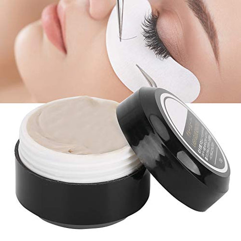 15g Makeup Remover False Eyelash Cream, Anti-irritation Soft False Eyelash Glue Remover, Professional Eyelash Remover Cream Tool Eyelash Extensions Makeup Remover
