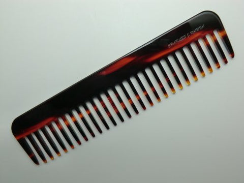 Charles J. Wahba   Dressing Comb   Large Espaced Wide Tooth Comb For Coarse Hair   Demi Blonde Color