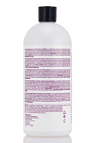Design Essentials Bamboo & Silk Hco Leave In Conditioner For All Hair Types   32 Oz