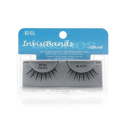 Ardell InvisiBands Lashes Natural - Demi Pixies Black 240439