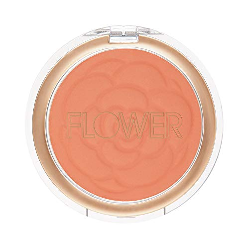Flower Beauty Flower Pots Powder Blush   Smooth & Silky, Skin Tone Enhancing, Soft Satin Finish Make