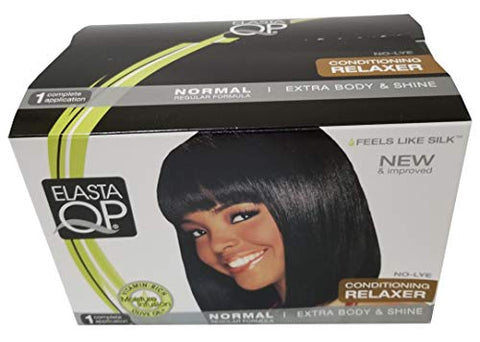 Elasta QP No Lye Conditioning Relaxer 7 Piece Kit