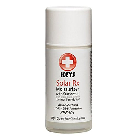 Solar Rx Broad Spectrum Spf 30 Sunblock 3.4oz Lotion By Keys