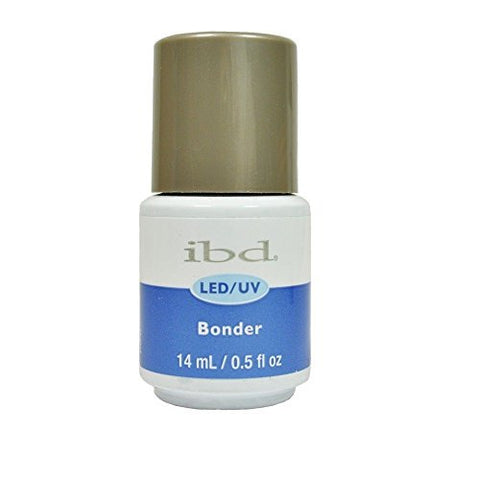 ibd LED/UV Bonder Gel Nail Non Acid Primer 0.5oz 14 Gram