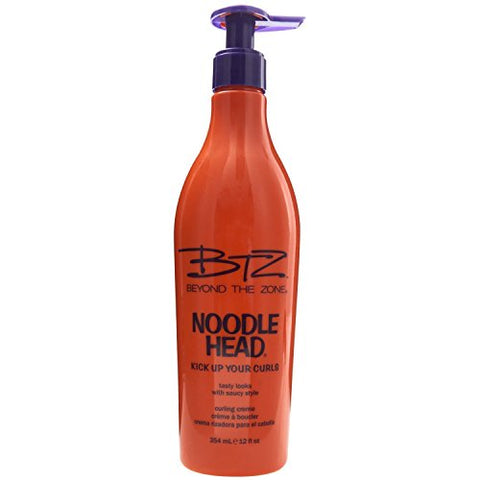 Beyond The Zone Noodle Head Kick Up Your Curls Curling Creme, 11.5 fl oz